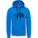 The North Face Light Drew Peak Pullover Hoodie Men Bomber Blue